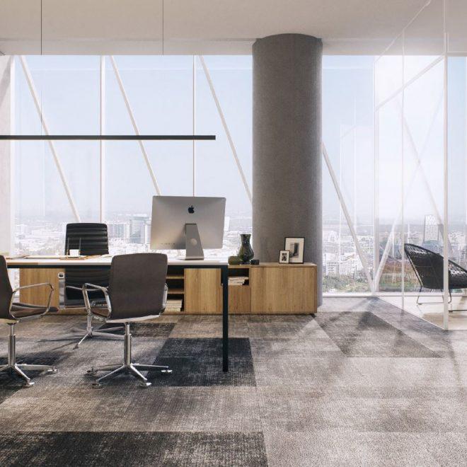 חללי עבודה משותפים צומת רעננה, מבנה משרדים להשכרה